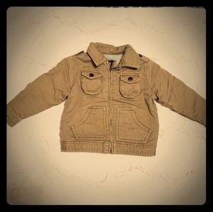 Nautica baby boy warm jacket 18-24 months